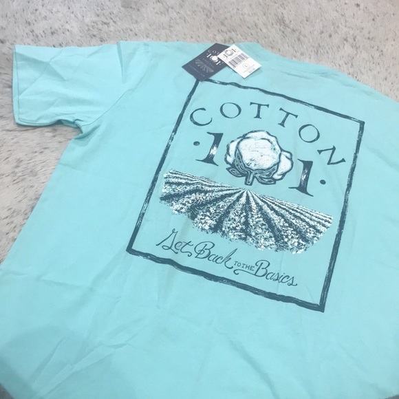 Other - NWT 100% cotton Pocket Tee